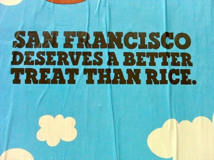 Ben and Jerry's San Francisco Poster